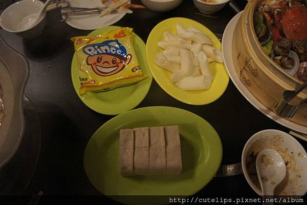 王子麵、脆管&豆腐