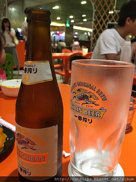 kirin啤酒