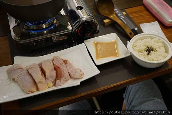 日式梅鍋-雞腿肉