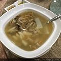 干貝豬肚湯