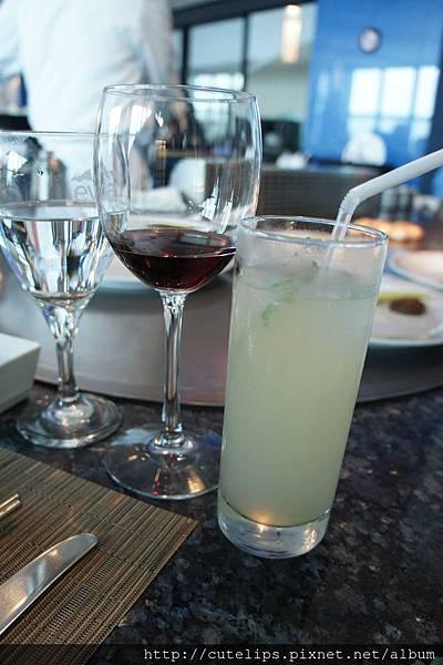 紅酒&檸檬汁