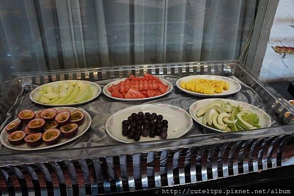 甜點&水果自助吧