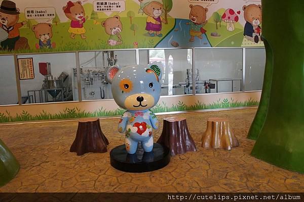 熊家族迎賓區