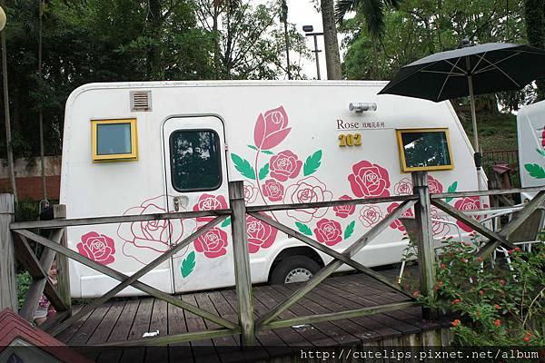 玫瑰花系列-2人房
