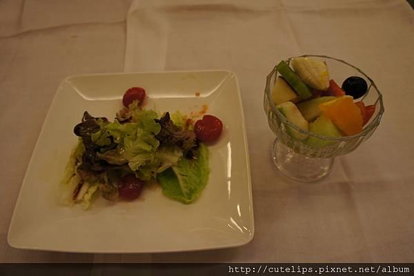蔬菜沙拉&水果沙拉