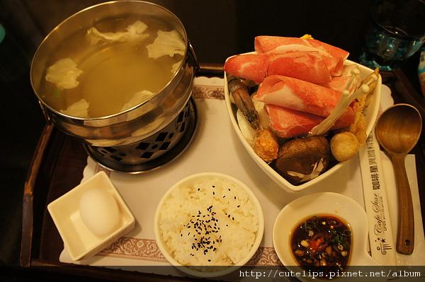 日式原味健康鍋-豬肉