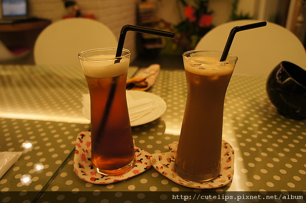 冰紅茶&冰咖啡