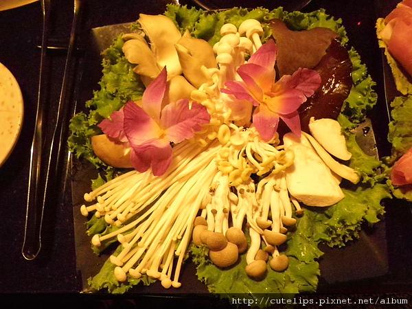 綜合養生菇(小)