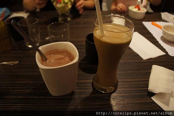 熱可可&冰咖啡