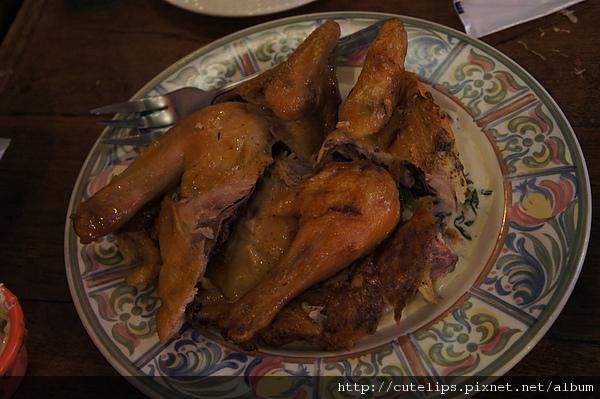 義大利香料烤全雞