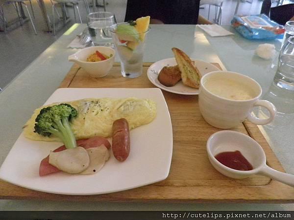 法式蛋捲套餐