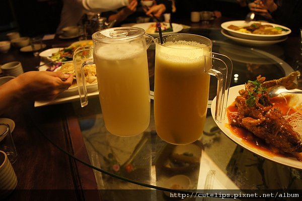 檸檬汁&鳳梨柳橙汁