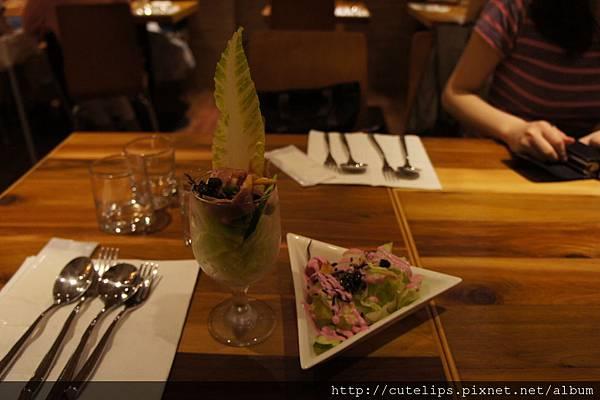 鮮蔬沙拉(A、B套餐)