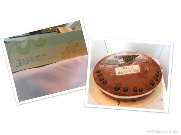 預約4人以上贈送的提拉米蘇蛋糕