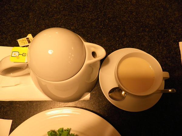 晚茶套餐~熱伯爵奶茶