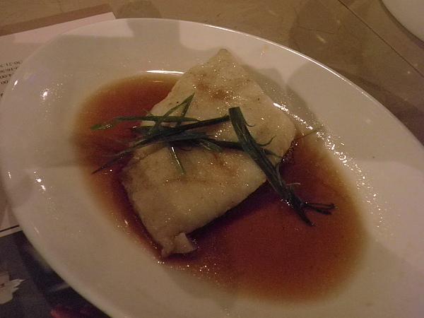 清蒸龍鱈魚