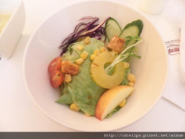 水果青蔬沙拉