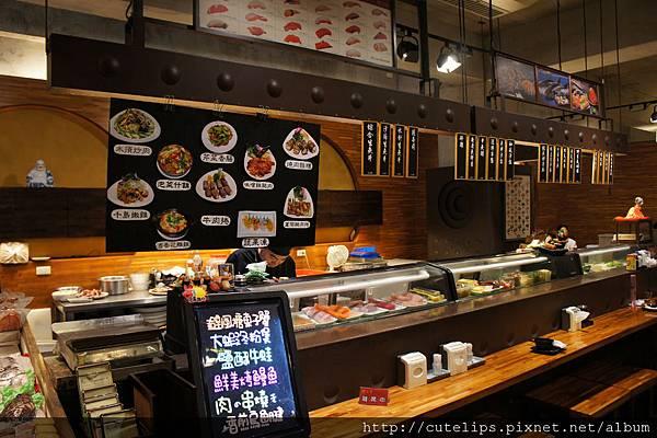 日本料理台