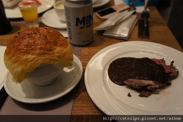 酥皮濃湯&英式烤牛肉991217