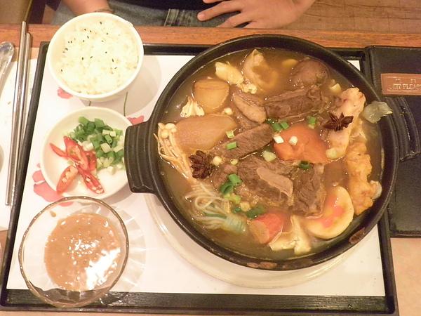紅燒牛腩鍋
