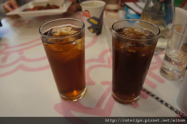 檸檬紅茶&蜜香紅茶