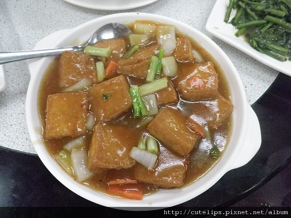 泰式糖醋豆腐