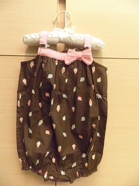 外婆送的衣服