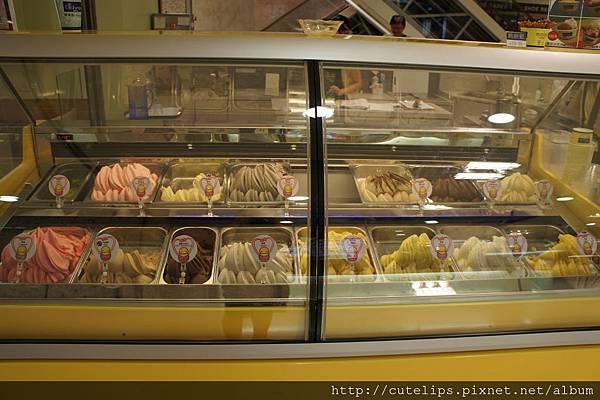 冰淇淋冰櫃
