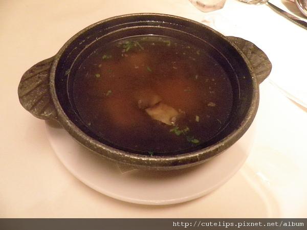 義式牛肉湯