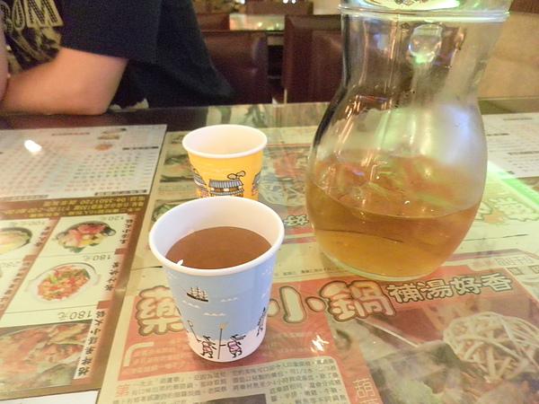免費的冬瓜茶