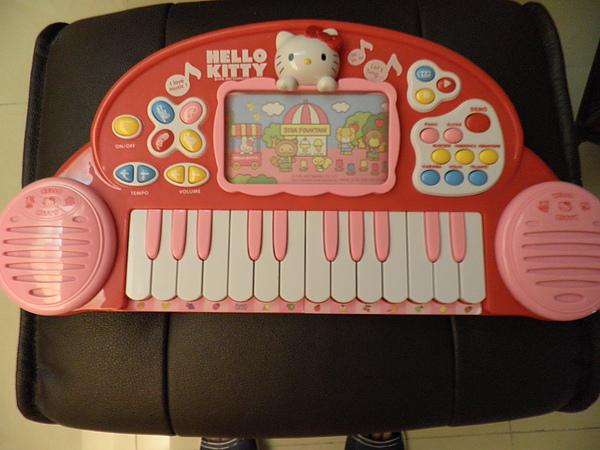 kitty電子琴