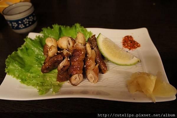 百精靈菇肉卷