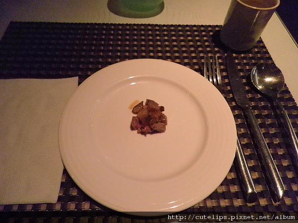 780元套餐-開胃菜