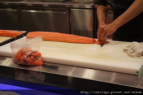 現切鮭魚991217