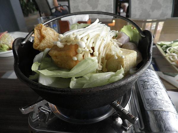 梅花豬肉鍋