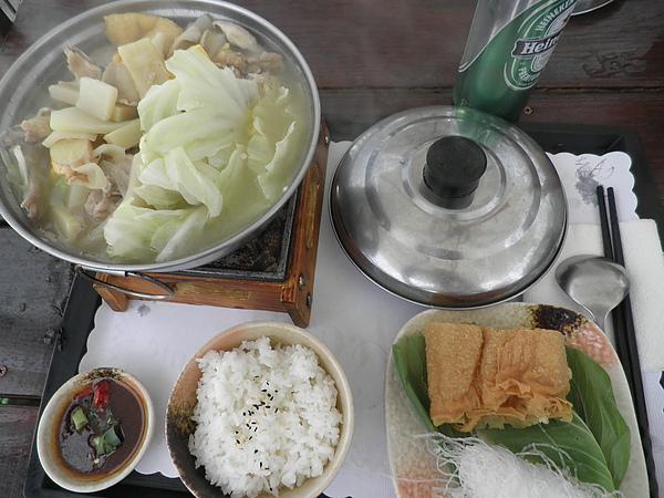 土雞醬筍火鍋