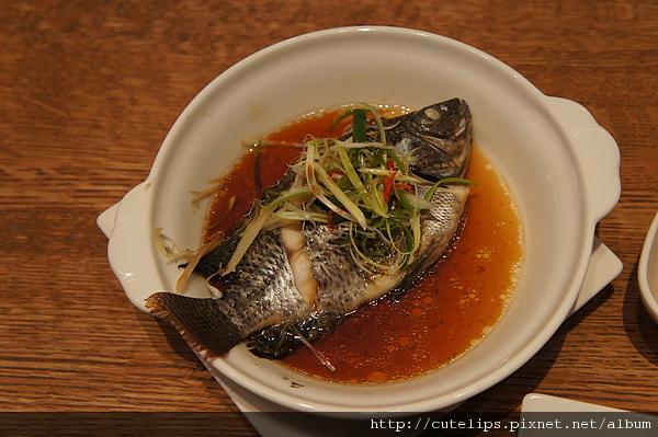 清蒸現流魚991217
