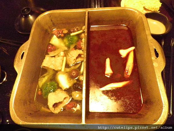 蒙古茴香鍋底&川蜀麻辣鍋底