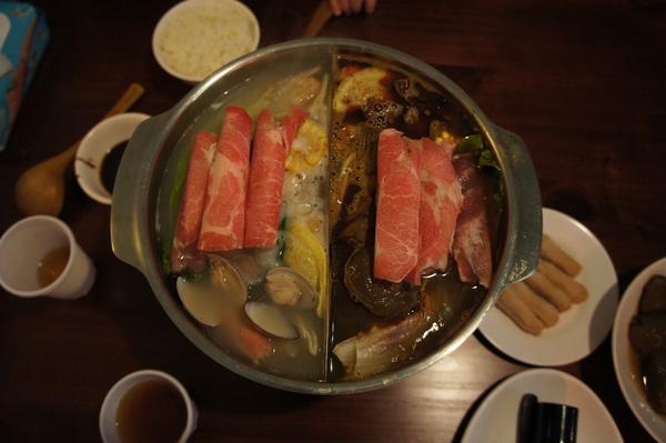 鴛鴦鍋套餐