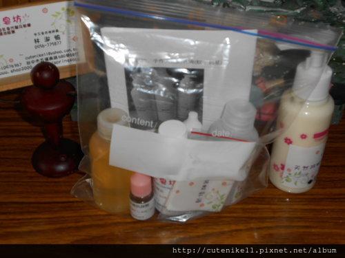 防蚊乳液材料包