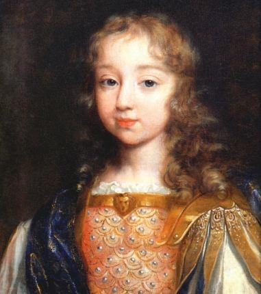 少年路易14(Wikipedia)