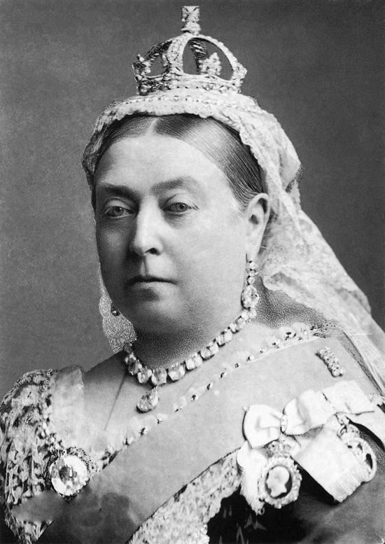 英國維多利亞女王1