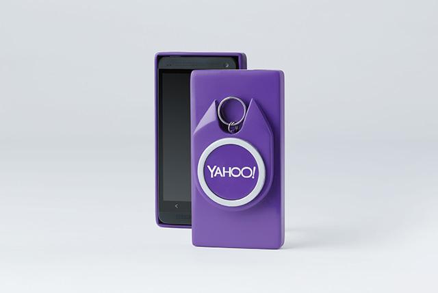 Yahoo 握得住戒指001
