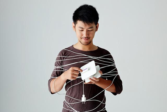 Yahoo 放長線充電器002
