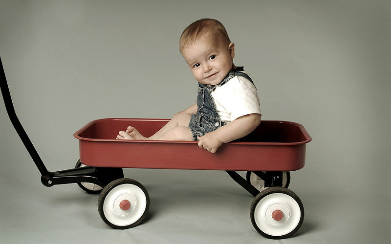 Cute-Baby-Car-Funny-Wallpaper