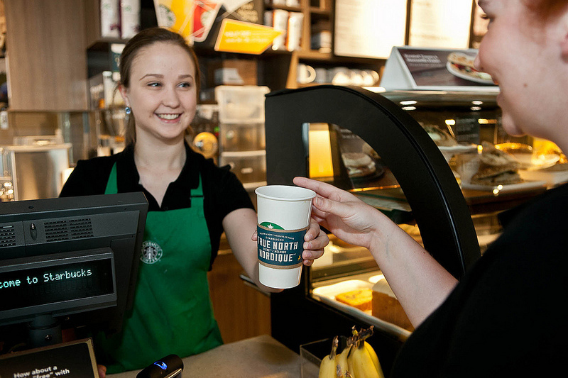 STARBUCKS COFFEE COMPANY - True North Blend™ Blonde Roast