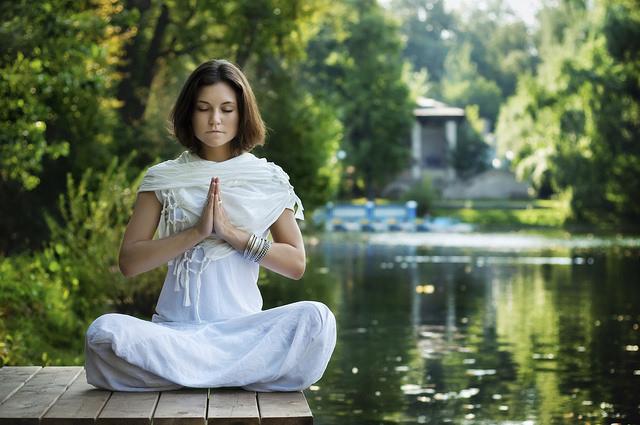 Yoga-Outdoor