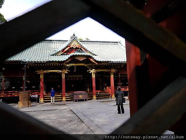根津 根津神社