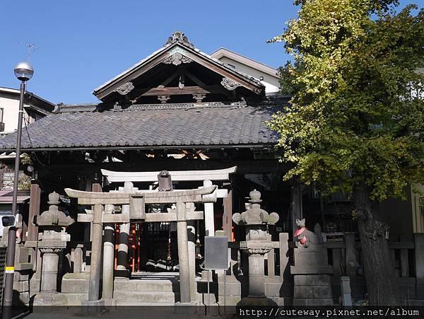 淺草 稻荷神社
