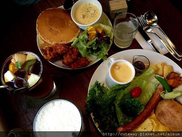 台中 田樂早午餐